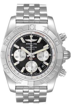 Breitling Stainless Steel Chronomat 01 AB0110 Men's Wristwatch 43.5 MM