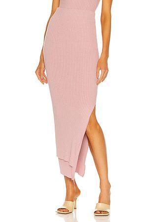 Alix NYC Melrose Skirt in Pink