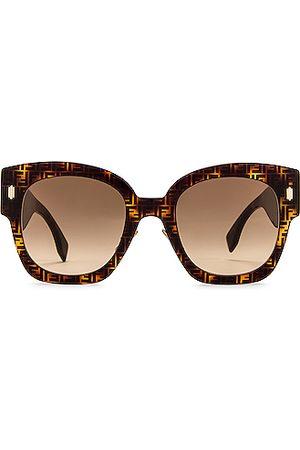 Fendi Acetate Sunglasses in