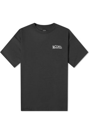 Manastash Men T-shirts - Chillimesh Original Logo Tee