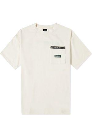 Manastash Men T-shirts - Hemp Pocket Tee