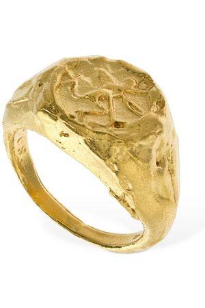 Alighieri Women Rings - Sagittarius Signet Ring