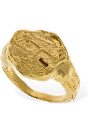 Alighieri Women Rings - Libra Signet Ring