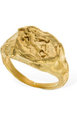 Alighieri Virgo Signet Ring