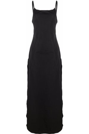 Heron Preston Panelled corset dress