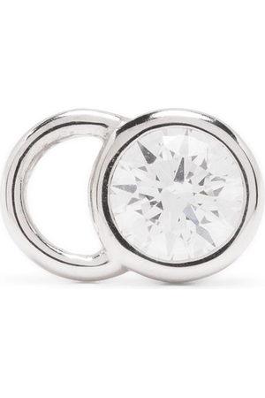 COURBET Women Studs - 18kt white gold CO mono laboratory-grown diamond stud earring