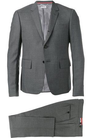 Thom Browne Men Suits - Slim-cut single-breasted suit - Grey