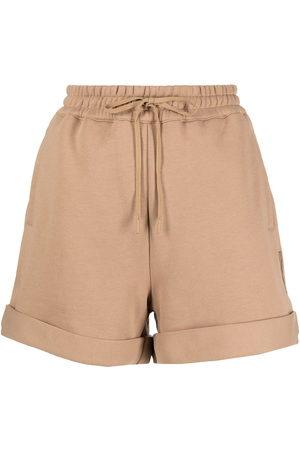 3.1 Phillip Lim Women Shorts - EVERYDAY TERRY SHORTS - Neutrals