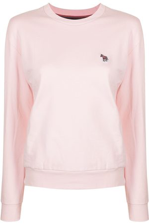 PS Paul Smith Organic cotton horse-patch sweatshirt