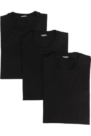 Dsquared2 Men T-shirts - Crew neck T-shirt (set of three)