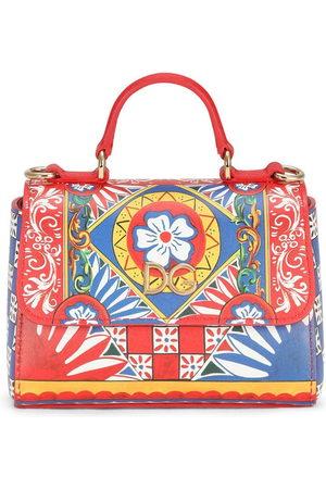 Dolce & Gabbana Girls Bags - Carretto print bag