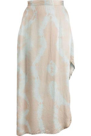 JOHN ELLIOTT Women Midi Skirts - Slip midi skirt