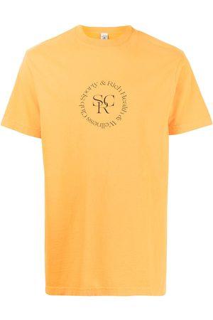 Sporty & Rich Men T-shirts - Logo print T-shirt