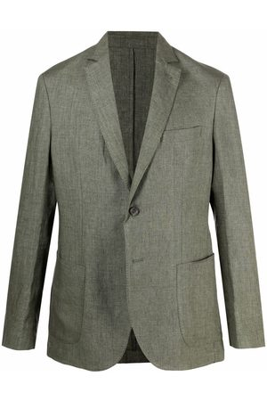 Malo Tailored linen blazer