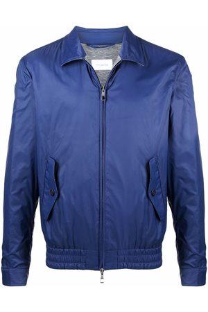Malo Men Jackets - Lightweight collared jacket