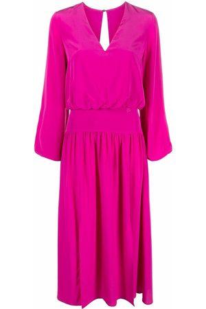 Karl Lagerfeld Women Bodycon Dresses - Fitted-waist midi dress