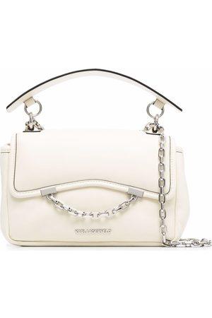 Karl Lagerfeld K/Karl soft shoulder bag