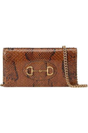 Gucci Women Wallets - 1955 Horsebit chain wallet