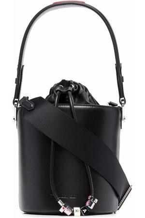 Karl Lagerfeld Women Hats - K/Charms leather bucket hat