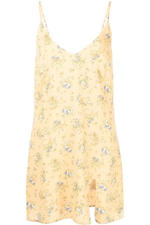 Reformation Marlowe floral-print dress