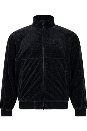 Supreme Sweatshirts - X Nike velour track jacket