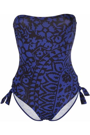 ERES Women Swimsuits - Indira paisley-print swimsuit