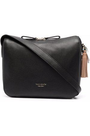 Kate Spade Women Shoulder Bags - Tassel-embellished shoulder bag