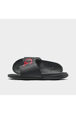 Champion Men's Super Slide Sandals in / Size 8.0