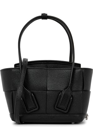 Bottega Veneta Arco mini leather top handle bag