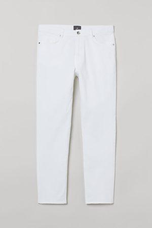 H & M Men Slim - Slim Fit Twill Pants