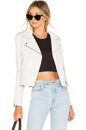 LaMarque Donna Leather Jacket in .