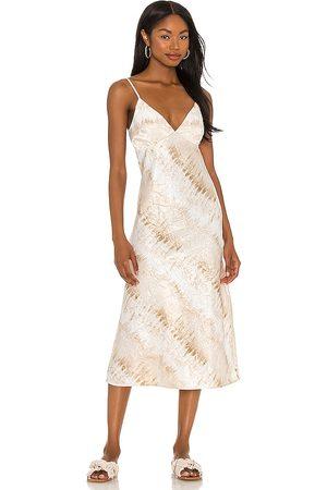 House of Harlow Women Casual Dresses - X Sofia Richie Adeena Slip Dress in Grey.