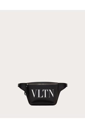 VALENTINO GARAVANI Men Bags - Vltn Leather Belt Bag Man / 100% Pelle Bovina - Bos Taurus OneSize