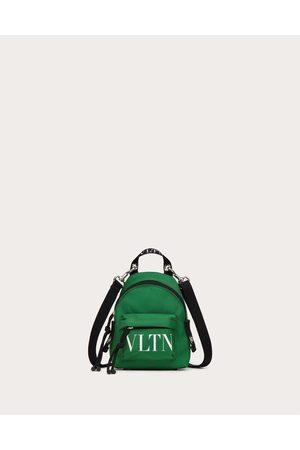 VALENTINO GARAVANI Men Rucksacks - Mini Vltn Nylon Backpack Man 100% Poliammide OneSize