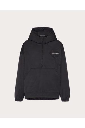 VALENTINO Men Coats - Men's Garden Nylon Pea Coat Man / Polyester 100% L