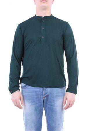 Paolo Pecora Men Sweatshirts - Crewneck Men Verdone