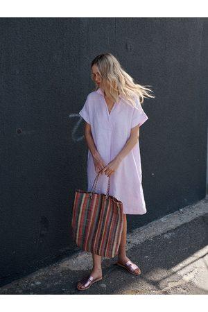 NRBY Shelley linen dress
