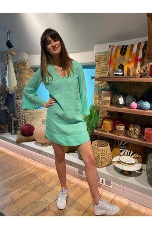 120% Lino Howth Hill Dress