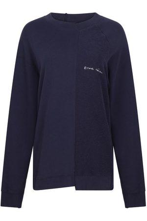 Être Cécile Bonne Nuit Deconstructured Sweatshirt