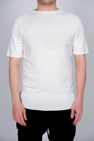 Daniele Fiesoli Chevron Design Knit T-Shirt Colour: