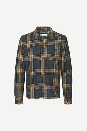 Samsøe Samsøe Ruffo JC Shirt 11275 Cumin Ch