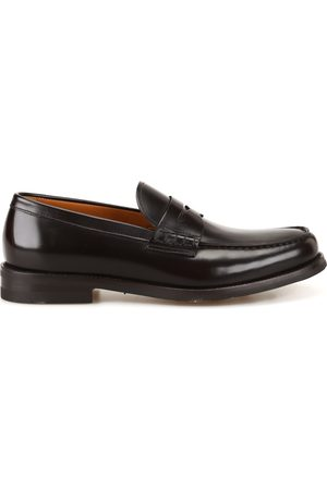 Doucal's Men Loafers - PENNY LOAFER HORSE