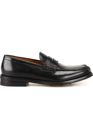 Doucal's PENNY LOAFER HORSE