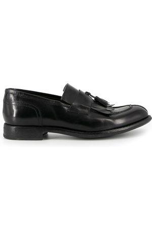 Doucal's Men Loafers - MEN'S DU2388MARTUF063 LEATHER LOAFERS