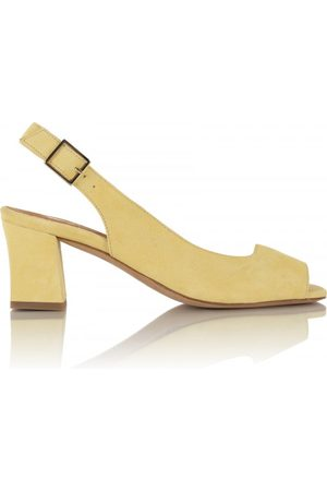 Bobbies Women Shoes - Carmen - Lemon Sorbet