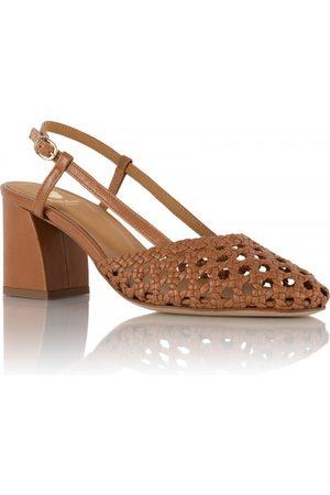 Bobbies Women Shoes - Palma - Summer Camel