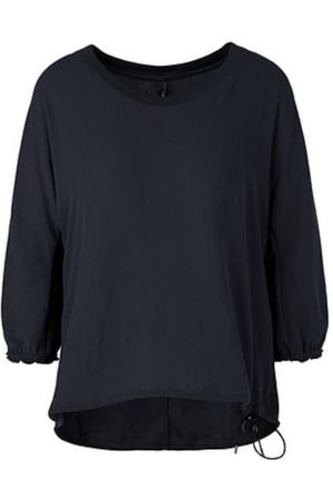 Marc Cain Sports Round Necked Top With Tie Detail QS 55.05 W41 900
