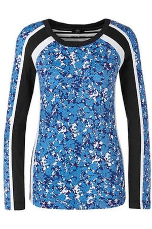 Marc Cain Sports Floral Printed Top QS 48.24 J14 323
