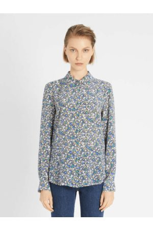 Max Mara Weekend Max Mara DANY Silk Printed Shirt 51110417 006