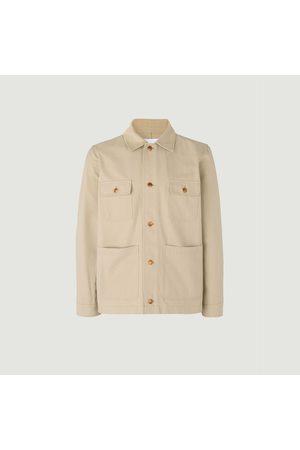 Samsøe Samsøe Verno organic cotton jacket Humus Samsoe - Samsoe